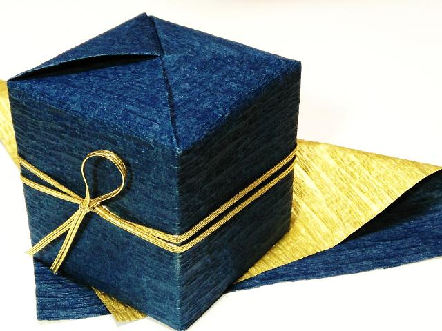 紙 包み 方 包装